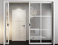 Двери – Brüchert+Kärner – Cool and Classy - Puristen 2