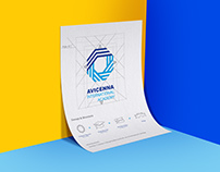 Avicenna Academy Branding