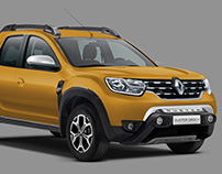 All-New Renault Duster Oroch