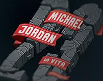 Michael Jordan - Rivista Ufficiale NBA