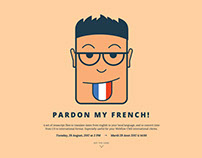 Pardon my French!