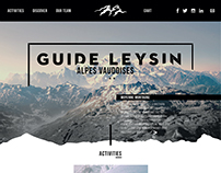 WEB PAGE - Guides Leysin