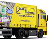 Trailer Truck Branding