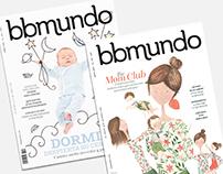 Bbmundo Magazine - Rebrand