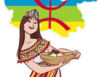 Kabyle algerienne