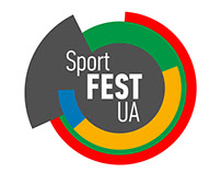 SPORT FEST UA - brand design and corporate ID