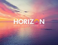Horizon // Brand Identity Design