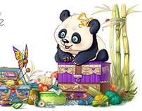 Panda's craft