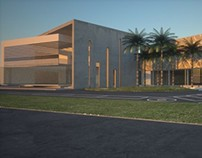 Concept Shopping Mall Libya