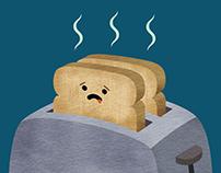 Hot Toast