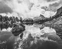 Noir Dolomites