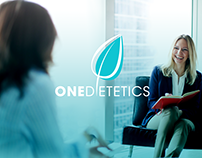 One Dietetics | Creating a Brand Graphic Concept