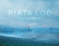 Piata loď - VFX Making Of