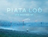 Piata loď - VFX Making Of