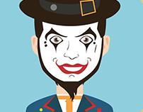 Estampa Personalizada - O Teatro Mágico