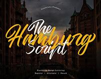 FREE Hamburg Script Font