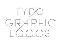 Typographic Logos 2012-2016