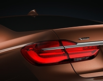 Full CG Animation I BMW 750Li