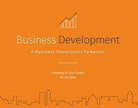 Business Development Powerpoint Template