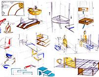 Special Needs- Bathtub Design