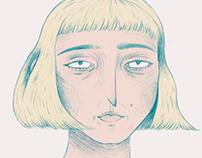 Bored Girls ~ Illustration