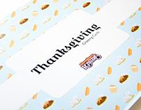 Singaporean Thanksgiving