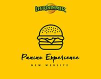 Leerdammer - Website