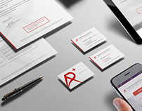 Ruben & Associés - Branding Cabinet Avocats