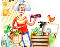 Rita Wild, Food Rebel