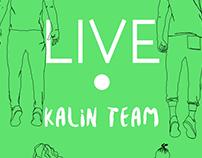 facebook live poster