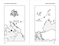 The map for poetry book