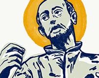St. Ignatius Illustration