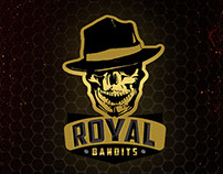 Royal Bandits E-Sports Brand Identity