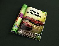 Jeep - anúncio de revista