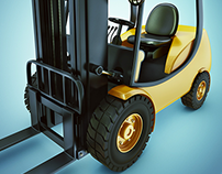 Forklifter Game Graphics