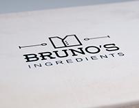 Bruno's Ingredients