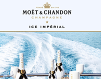 Moët & Chandon Champagne - Exclusive landing page