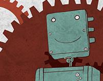 BOOK COVER - Io Robot