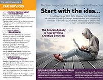 Client Services Sheet