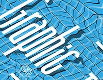 Flow-font design