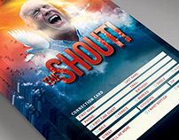 The Shout Connection Card Template