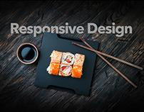 Responsive Design - Sandra Canelle