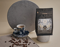 Quimbaya Coffee Package Design