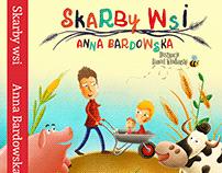 """""""Skarby wsi"""" książka dla dzieci"""