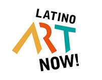 Smithsonian: Latino Art Now! Identity & Web Design