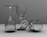 Vine glass design