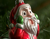 Christmas toy - Bite