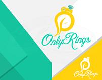 O N L Y R I N G S | Branding Design