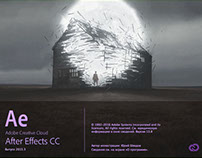Adobe After Effects 2015.3 Splash Screen