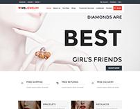 WS Jewelry WooCommerce WordPress Theme